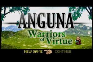ANGUNA_タイトル画面
