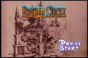 Broken Circle_タイトル画面