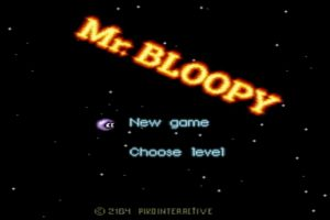 Mr. BLOOPY 01