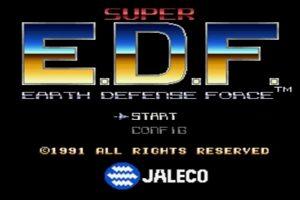 SUPER E.D.F